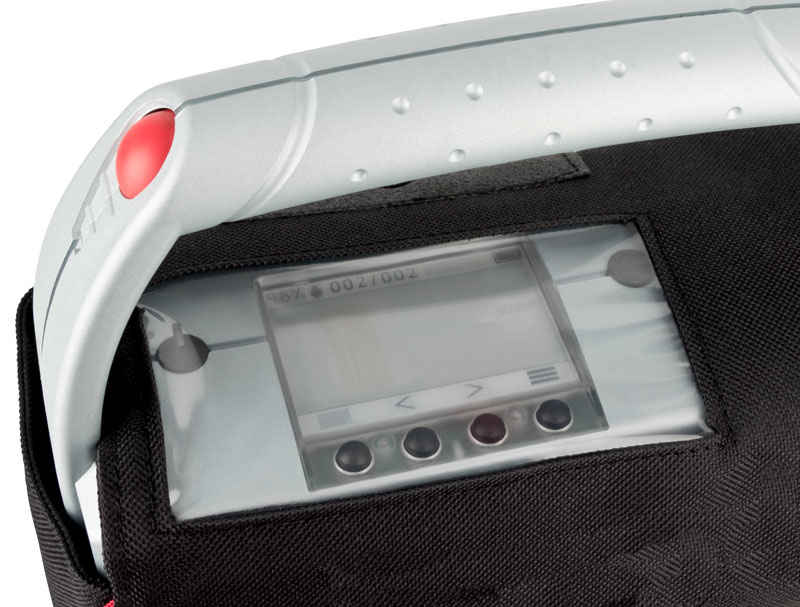Passgenaue Tasche nach Maß für Handscanner
